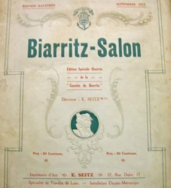 Biarritz salon