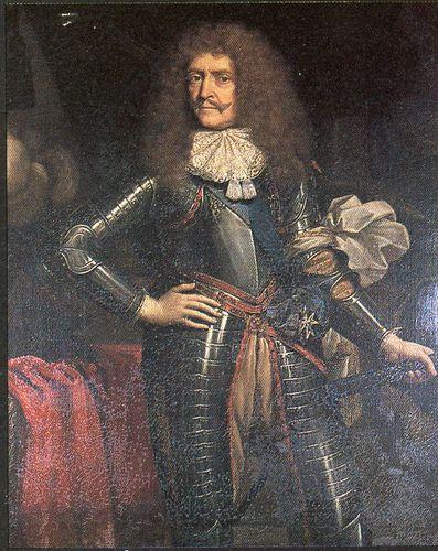 Antoine III de Gramont, collection Gramont en dépôt au Musée Basque, Inv D.2001.1.4