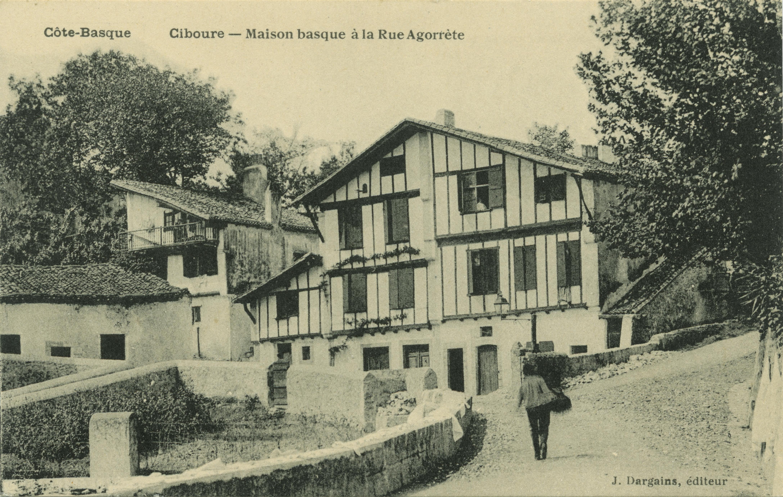 Avant Après #3 Côte Basque_Ciboure Maison Basque avant