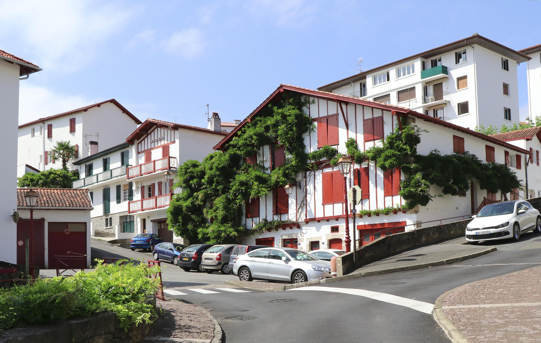 Avant Après #3 Côte Basque_Ciboure maison Basque aujourd'hui