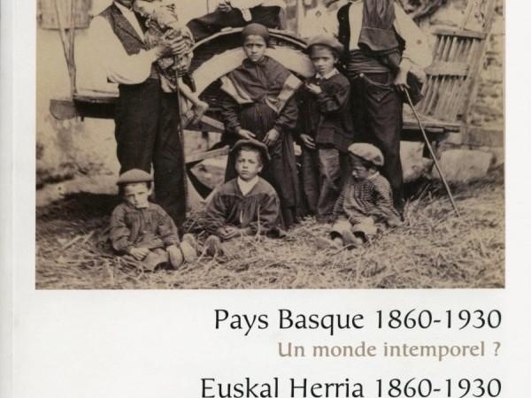 Jaques BATTESTI, Maider ETCHEPARE JAUREGUY, Pays Basque 1860-1930, Un monde intemporel?, Musée Basque et de l'histoire de Bayonne, Pimientos, 2008