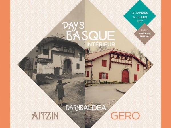Jaques BATTESTI, Avant/Aprés, Le Pays Basque intérieur, Musée Basque et de l'histoire de Bayonne, 2017